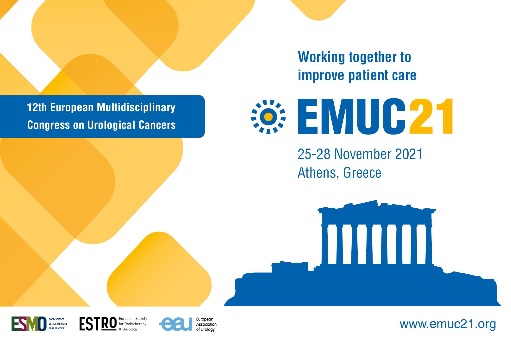 13th European Multidisciplinary Congress on Urological Cancers (EMUC21)